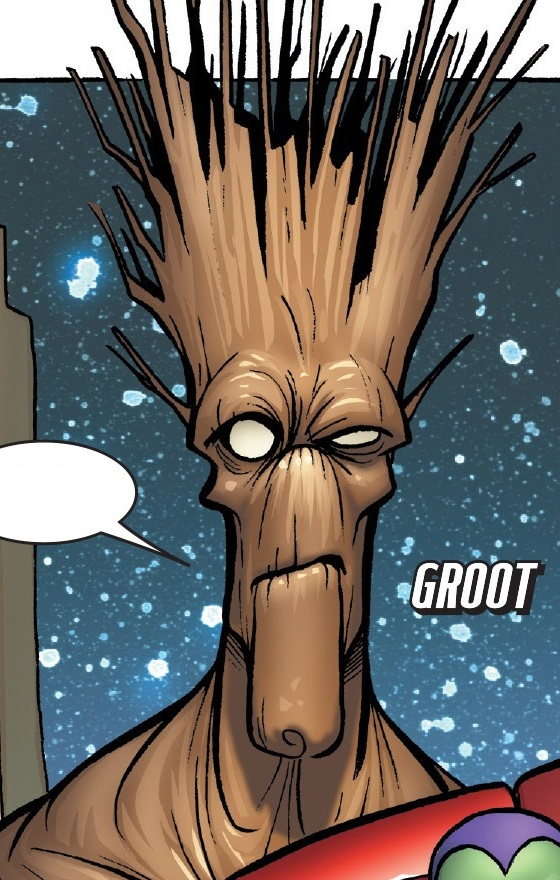 Groot (Earth-TRN421) from 100th Anniversary Special - Guardians of the Galaxy Vol 1 1 0001.jpg