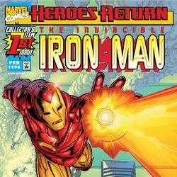 Iron Man Vol 3 1