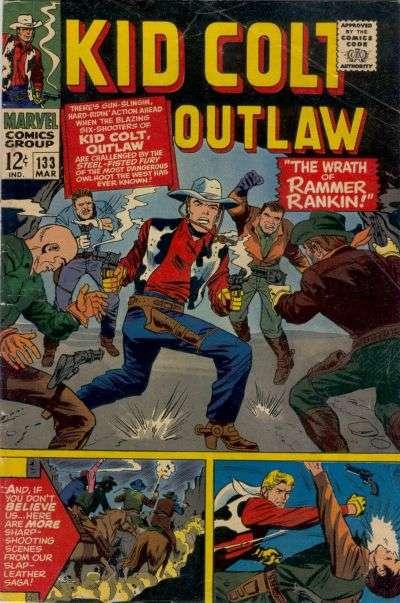 Kid Colt Outlaw Vol 1 133