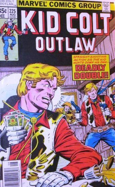 Kid Colt Outlaw Vol 1 225
