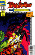 King Arthur and the Knights of Justice Vol 1 3