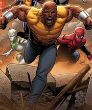 Luke Cage (Earth-616) from Mighty Avengers Vol 2 1 cover 001.jpg