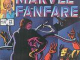 Marvel Fanfare Vol 1 22
