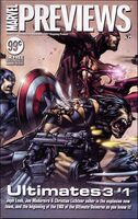 Marvel Previews Vol 1 50