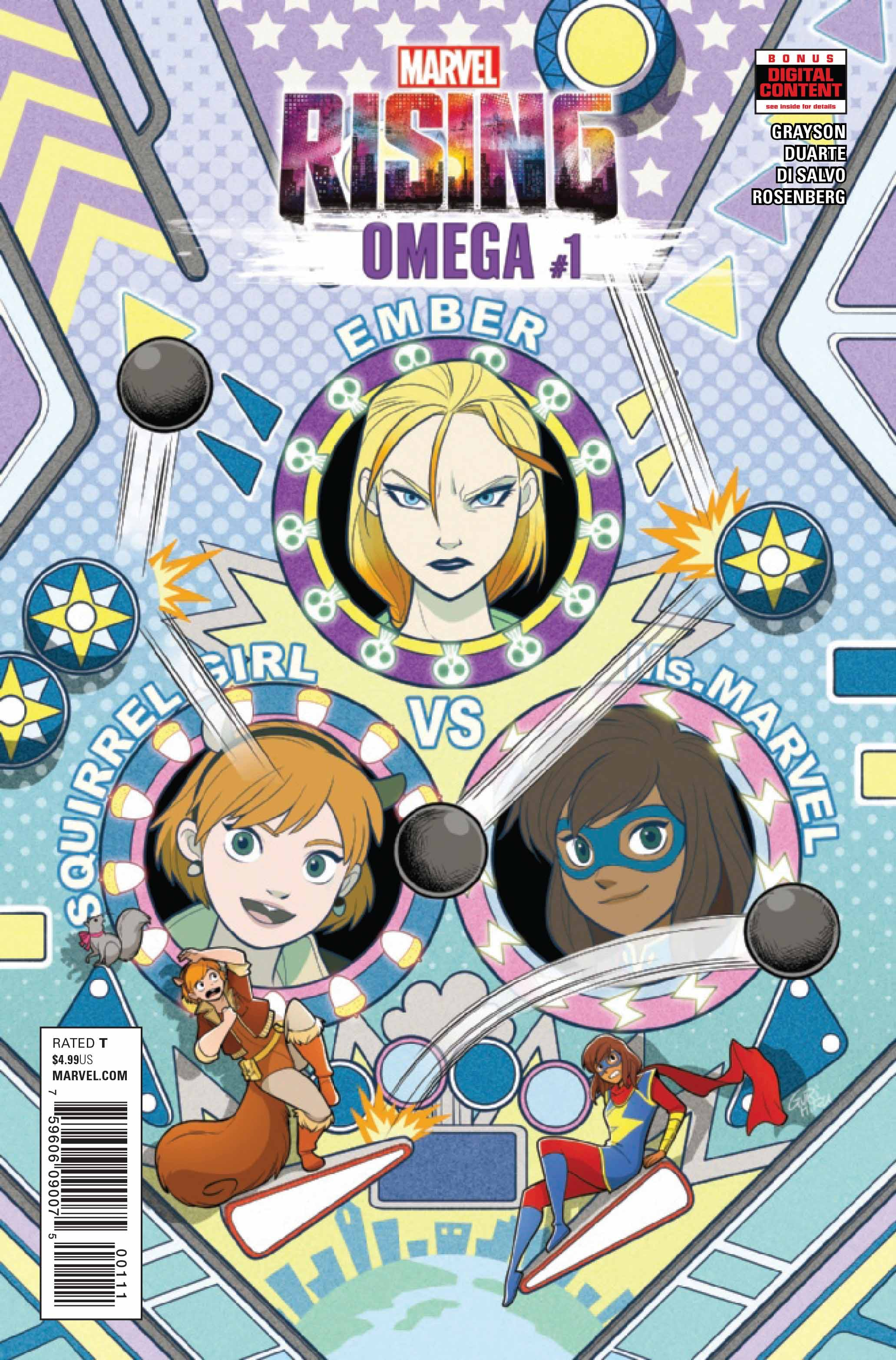 Marvel Rising: Omega Vol 1 1