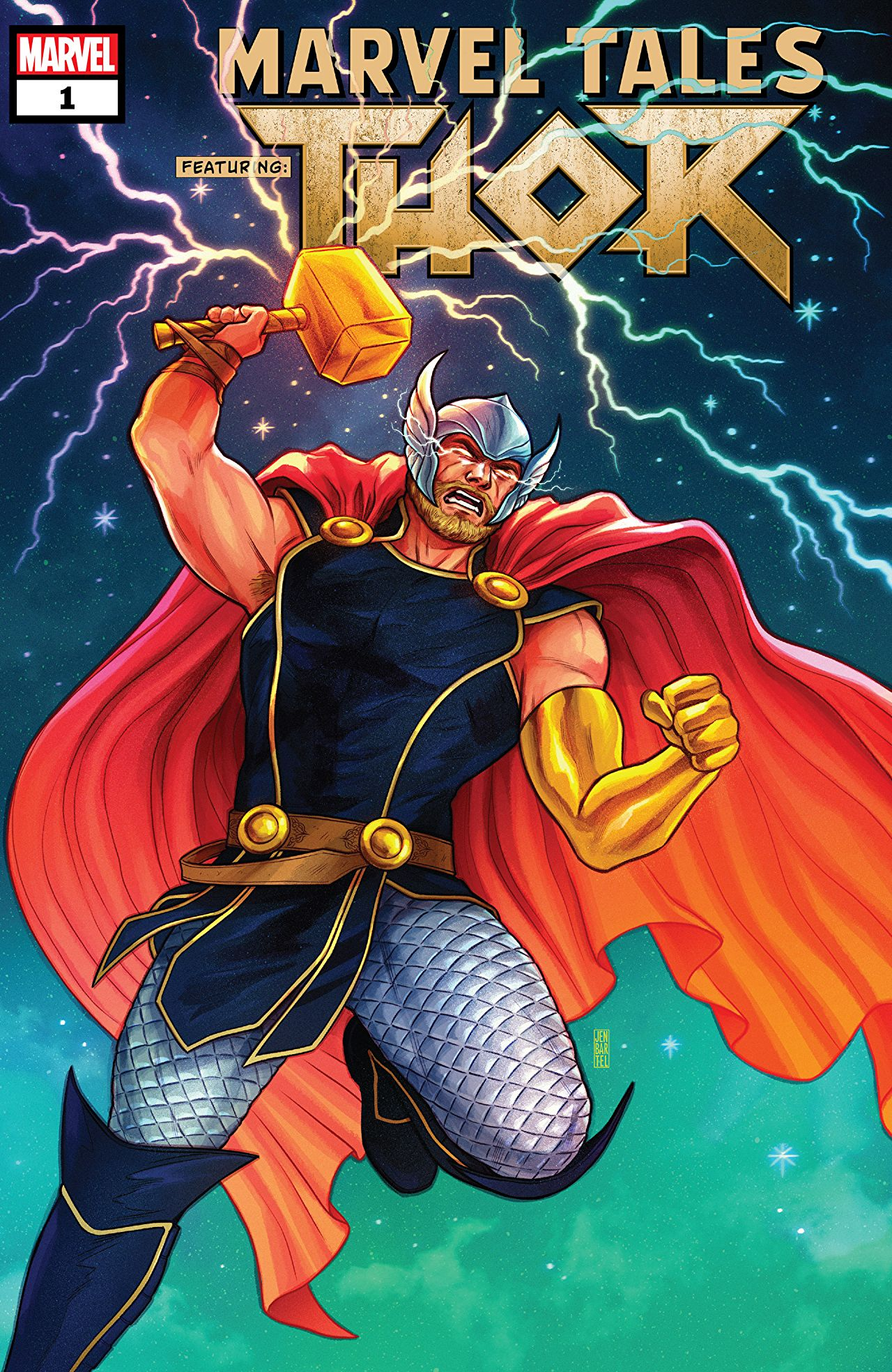 Marvel Tales: Thor Vol 1 1