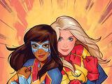 Ms. Marvel's Suit