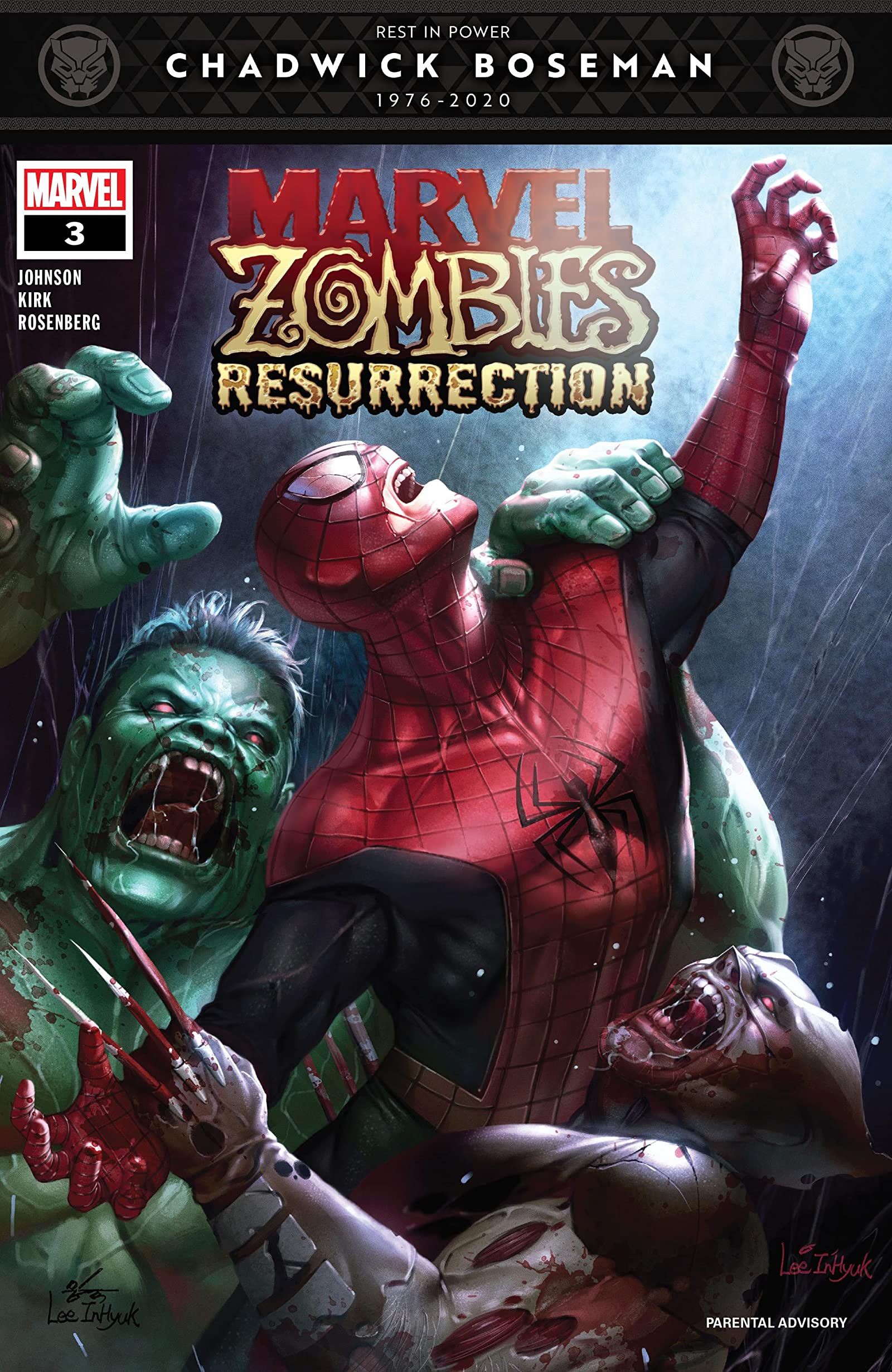 Marvel Zombies: Resurrection Vol 2 3