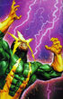 Maxwell Dillon (Earth-616) from Marvel Masterpieces Trading Cards 1992 0001
