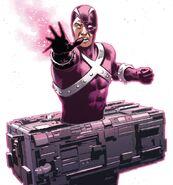 Michael Korvac (Earth-691) from Iron Man Vol 6 9 004