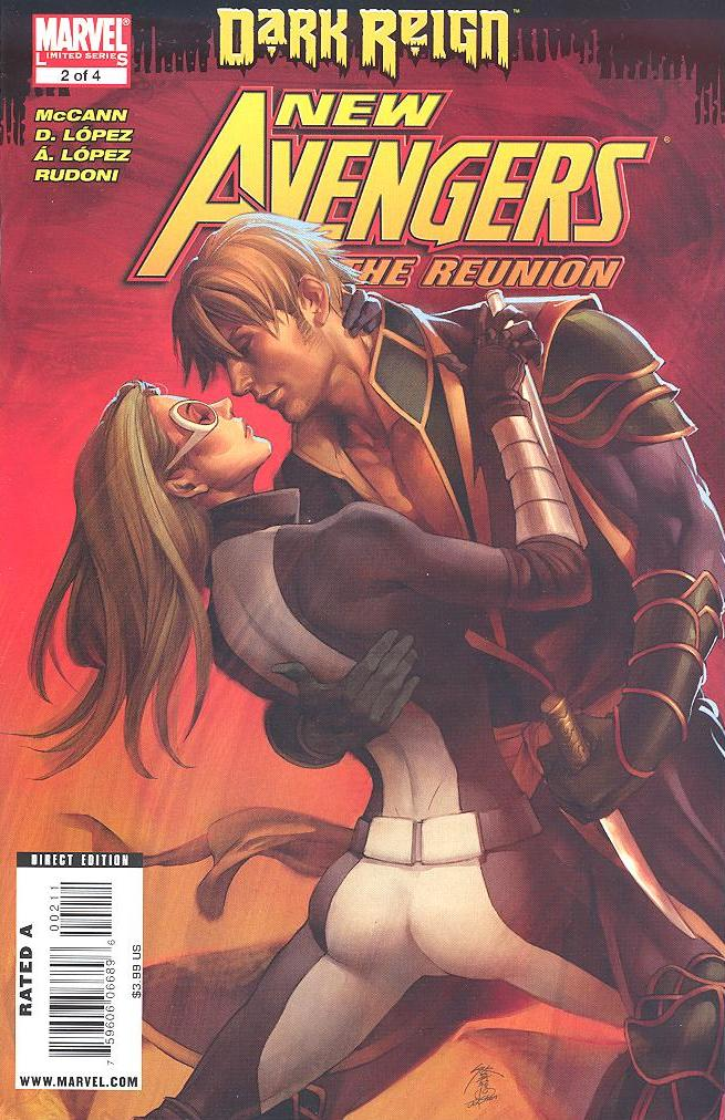 New Avengers: The Reunion Vol 1 2
