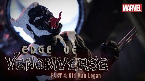 Old Man Logan is VENOMIZED - Part 4 - Edge of Venomverse
