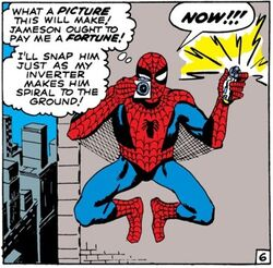 Peter Parker (Earth-616) from Amazing Spider-Man Vol 1 7 0001.jpg