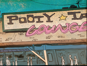Pooty Tang Lounge/Gallery