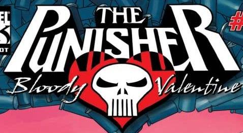 Punisher: Bloody Valentine Vol 1
