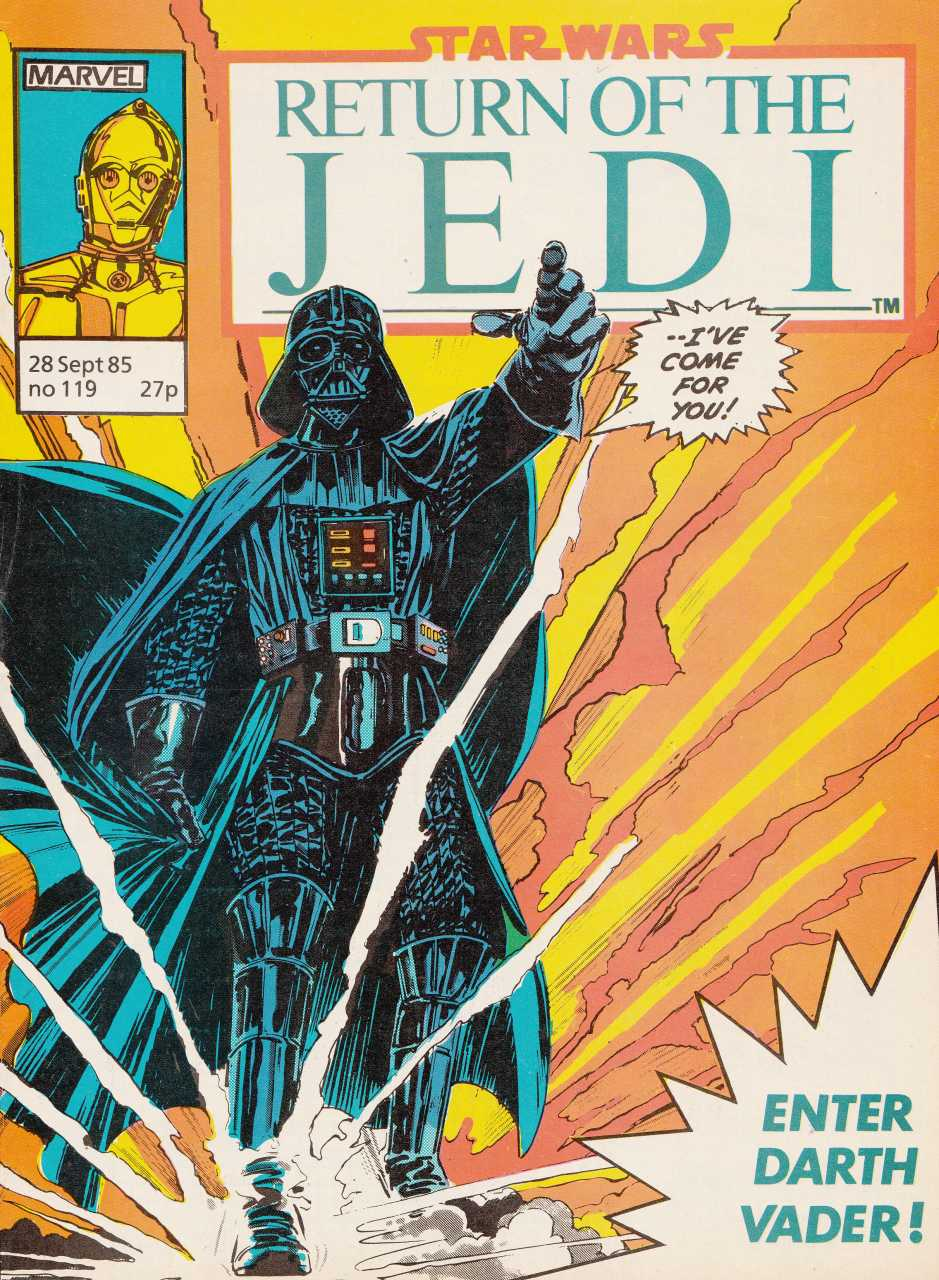 Return of the Jedi Weekly (UK) Vol 1 119