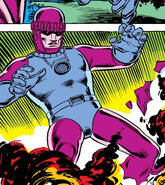 Sentinel MK IV from Uncanny X-Men Vol 1 151 0001