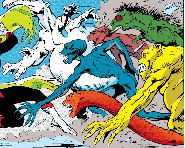 Serpents (Earth-616)