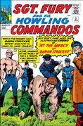 Sgt. Fury Vol 1 5