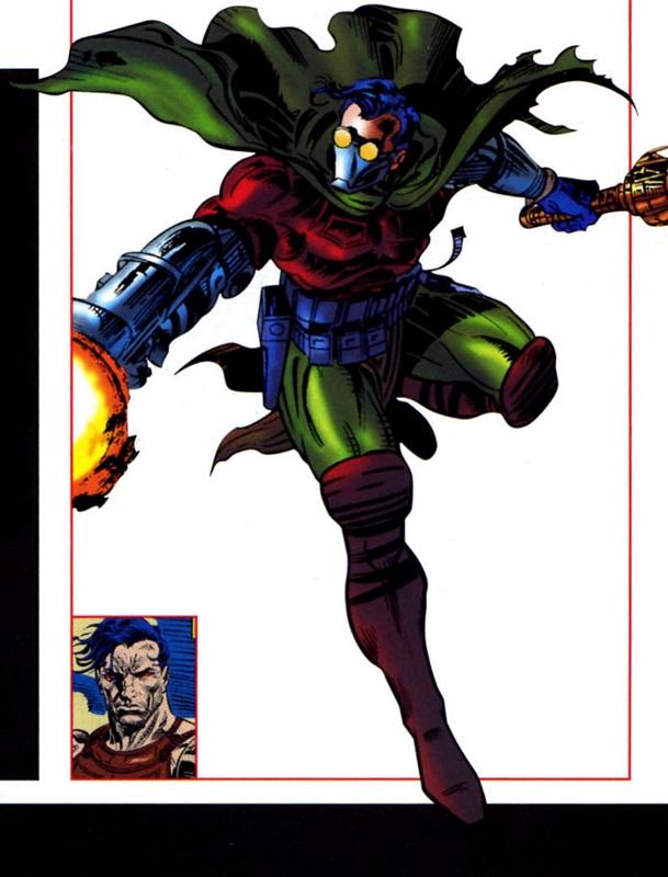 Shigeru Ezaki (Clone) (Earth-616)