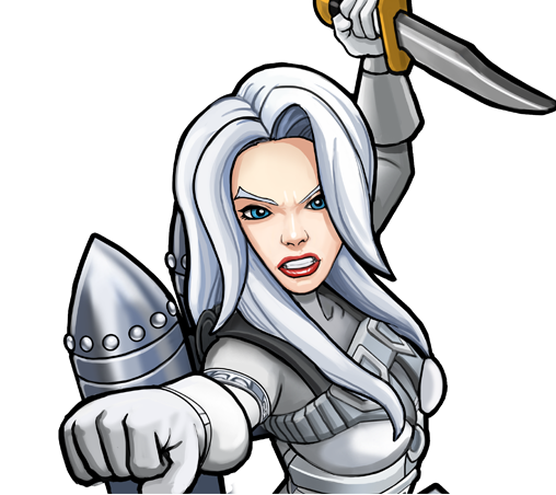 Silver Sablinova (Earth-TRN562)