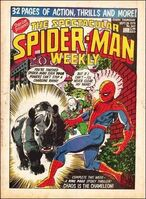 Spectacular Spider-Man Weekly Vol 1 342