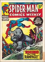 Spider-Man Comics Weekly Vol 1 37