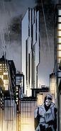 Stark Unlimited HQ from Tony Stark Iron Man Vol 1 11 001