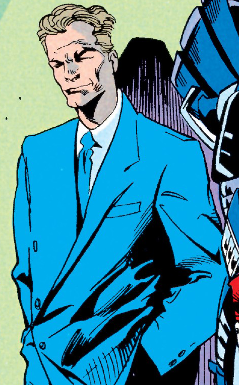Steven Shaffran (Earth-616)