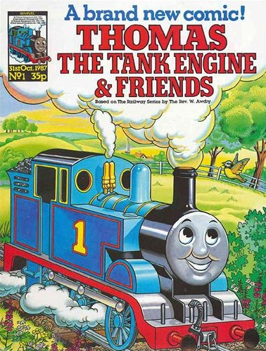 Thomas the Tank Engine & Friends Vol 1