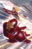 Tony Stark Iron Man Vol 1 14 Textless