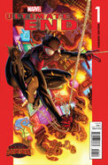 Ultimate End Vol 1 1 Bagley Variant