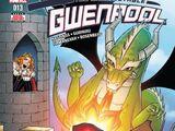 Unbelievable Gwenpool Vol 1 13