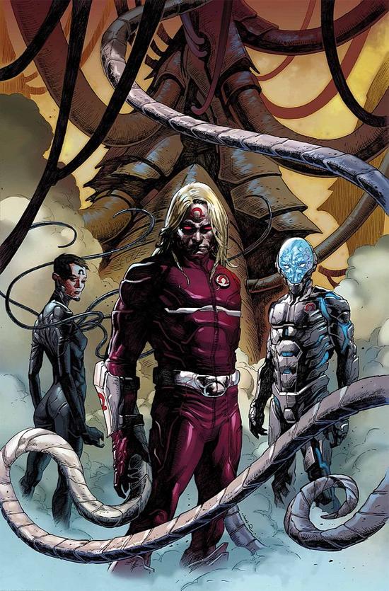 Omega Clan (Earth-616)/Gallery