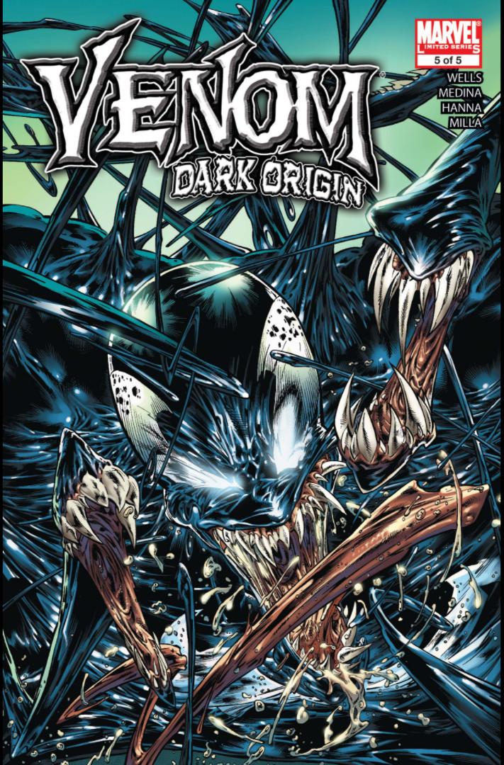 Venom: Dark Origin Vol 1 5