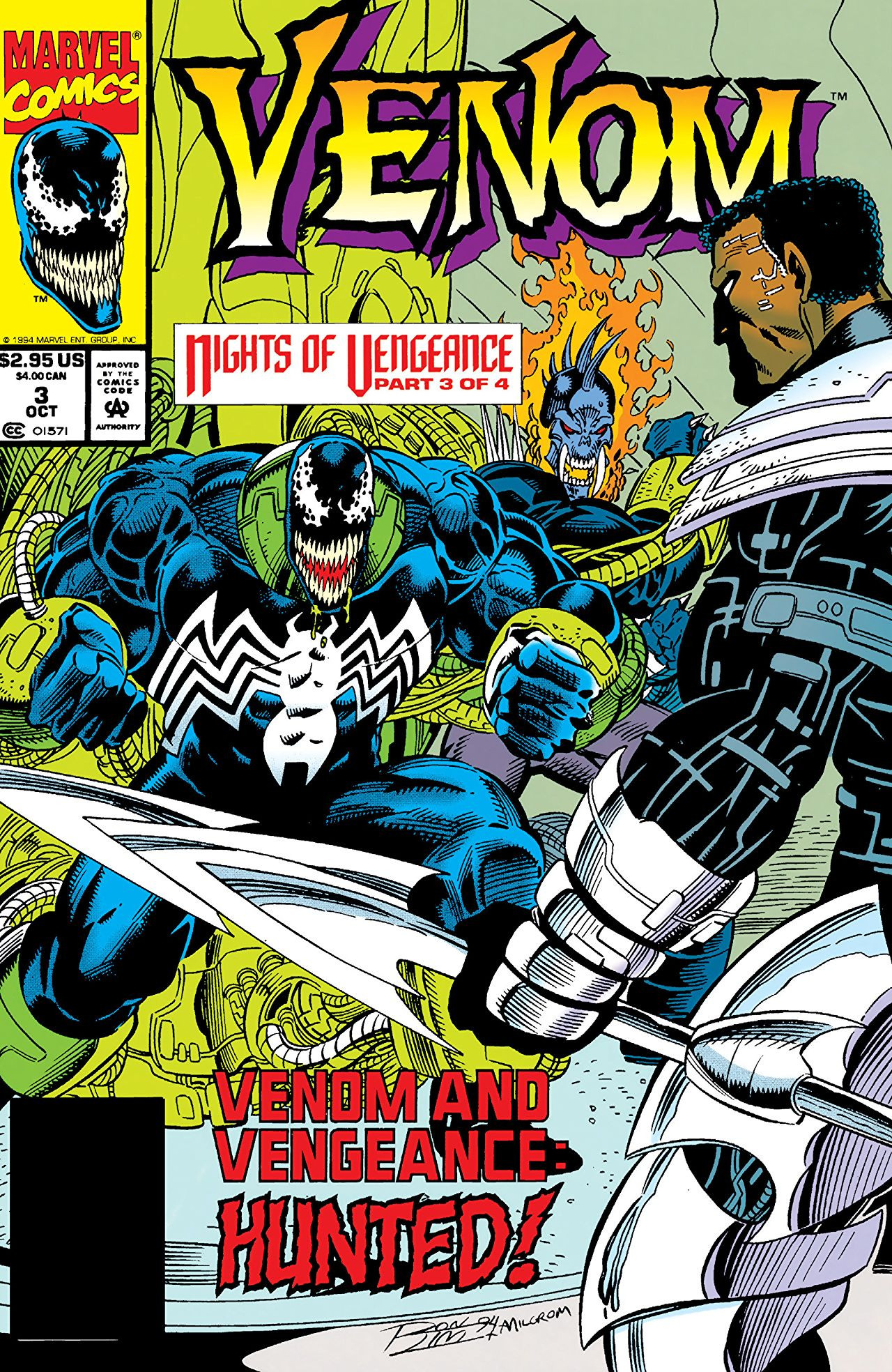Venom: Nights of Vengeance Vol 1 3