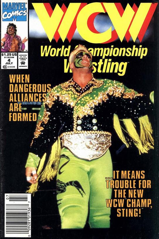 WCW World Championship Wrestling Vol 1 4