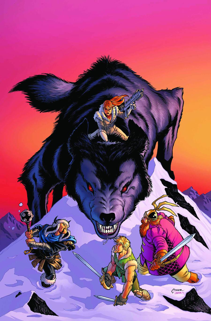Fenris Wolf (Earth-616)
