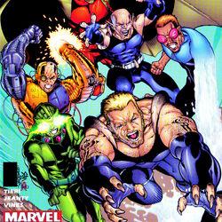 Weapon X Vol 2 ½