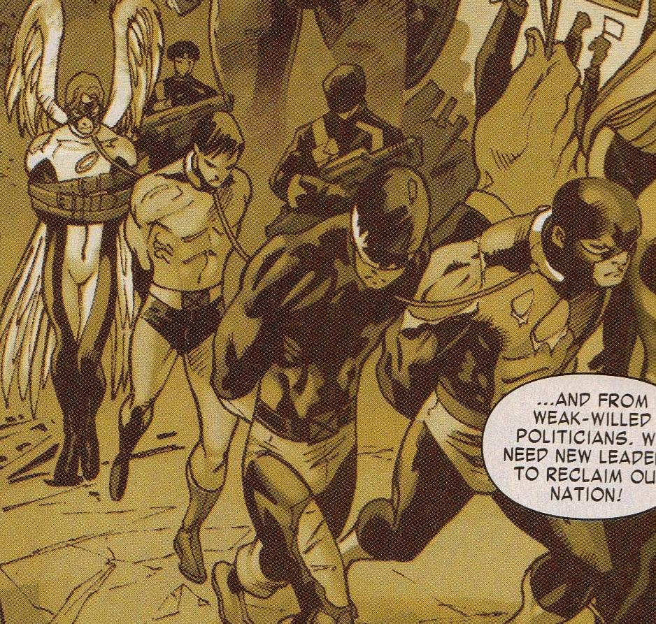 X-Men (Earth-11418)