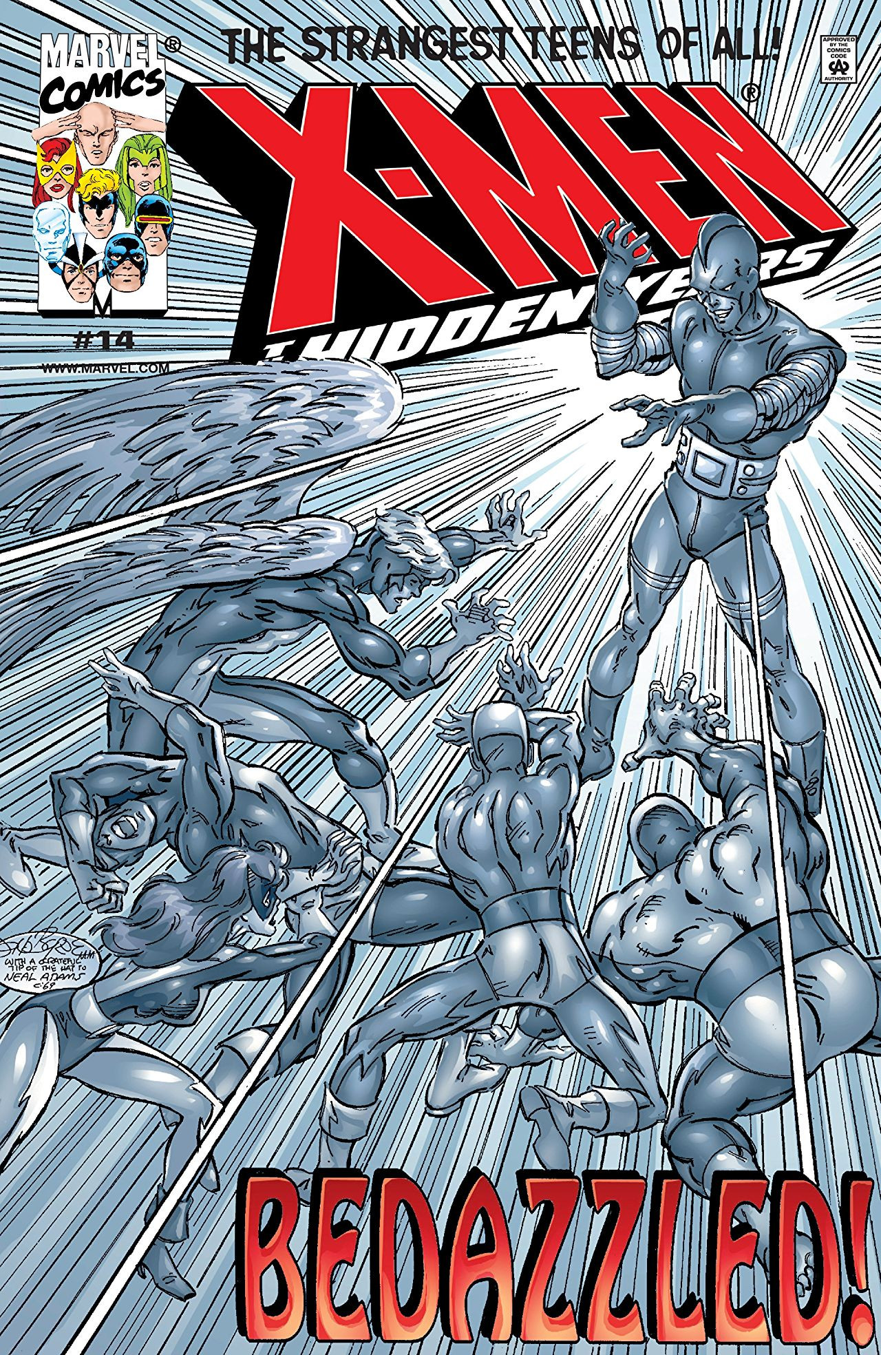 X-Men: The Hidden Years Vol 1 14