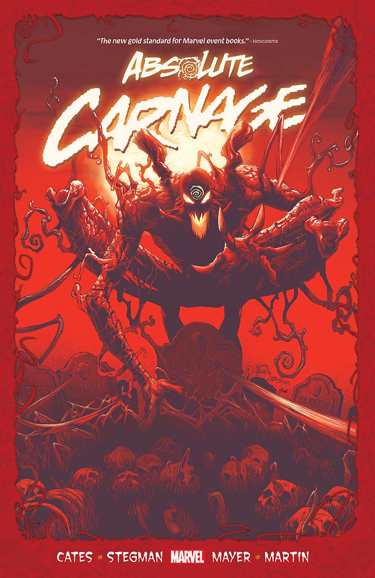 Absolute Carnage TPB Vol 1 1