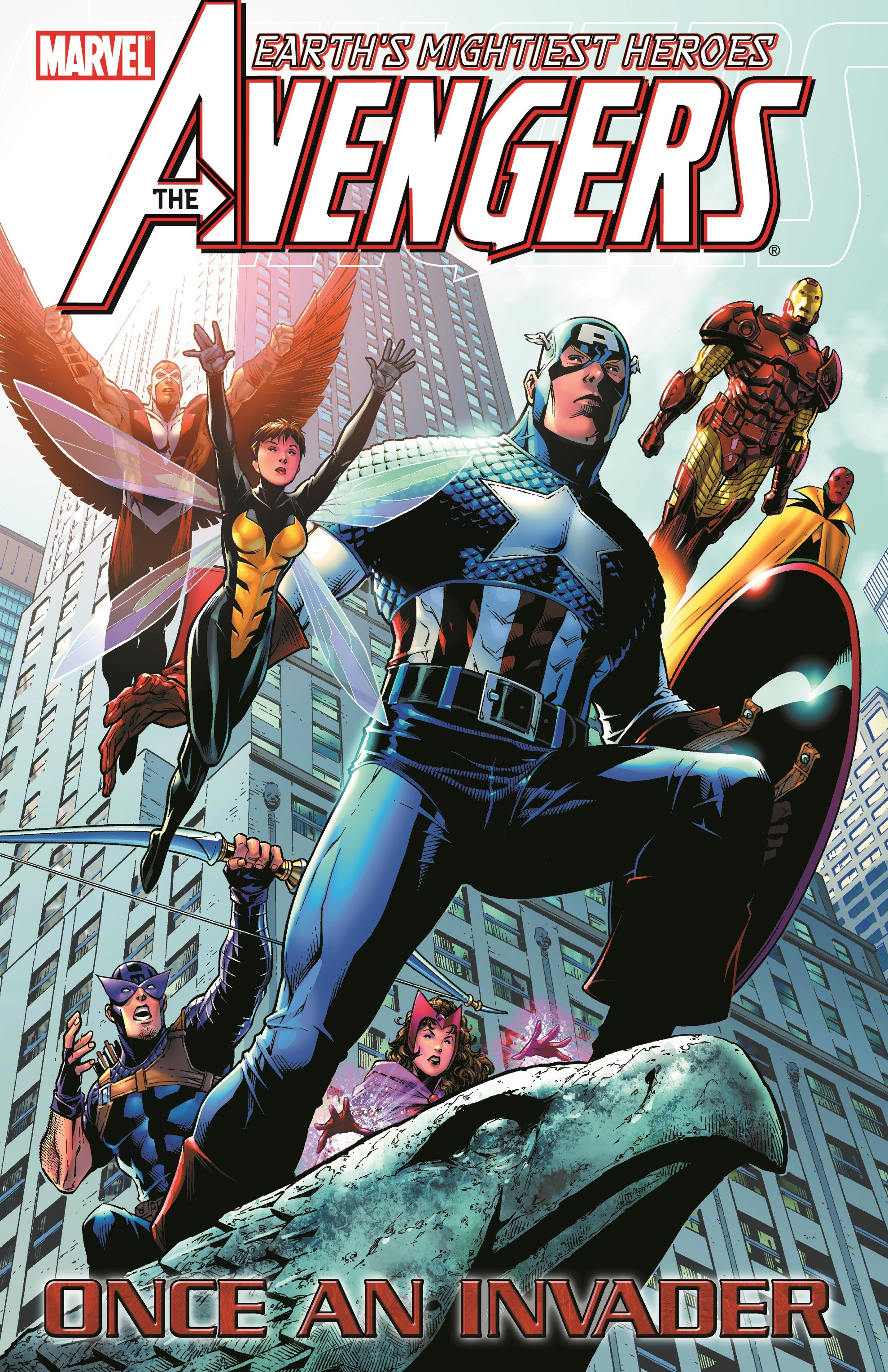 Avengers TPB Vol 3 5: Once an Invader