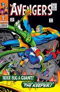 Avengers Vol 1 31