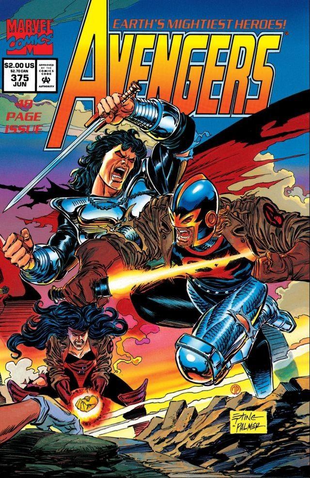 Avengers Vol 1 375