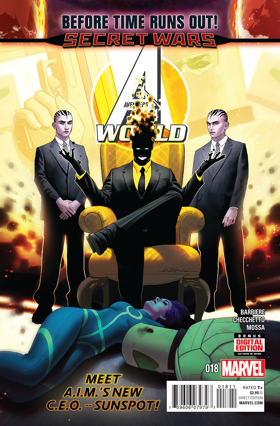 Avengers World Vol 1 18
