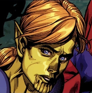 Barbara Morse (Retro, Skrull) (Earth-616)