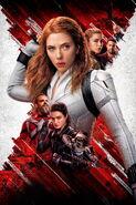Black Widow (film) poster 019 textless