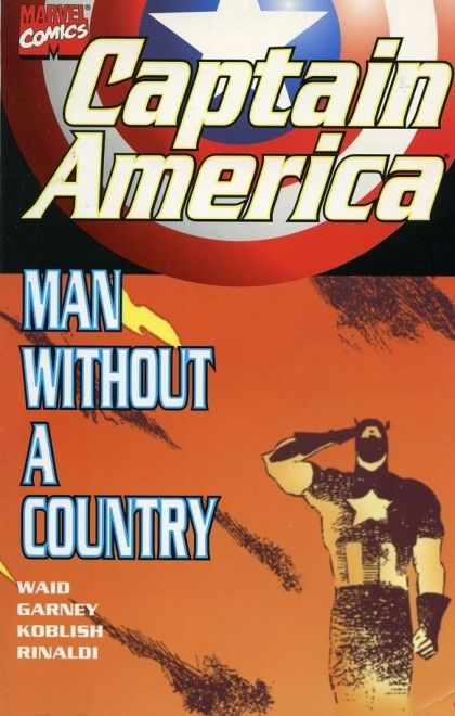 Captain America: Man Without a Country TPB Vol 1 1