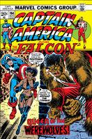 Captain America Vol 1 164